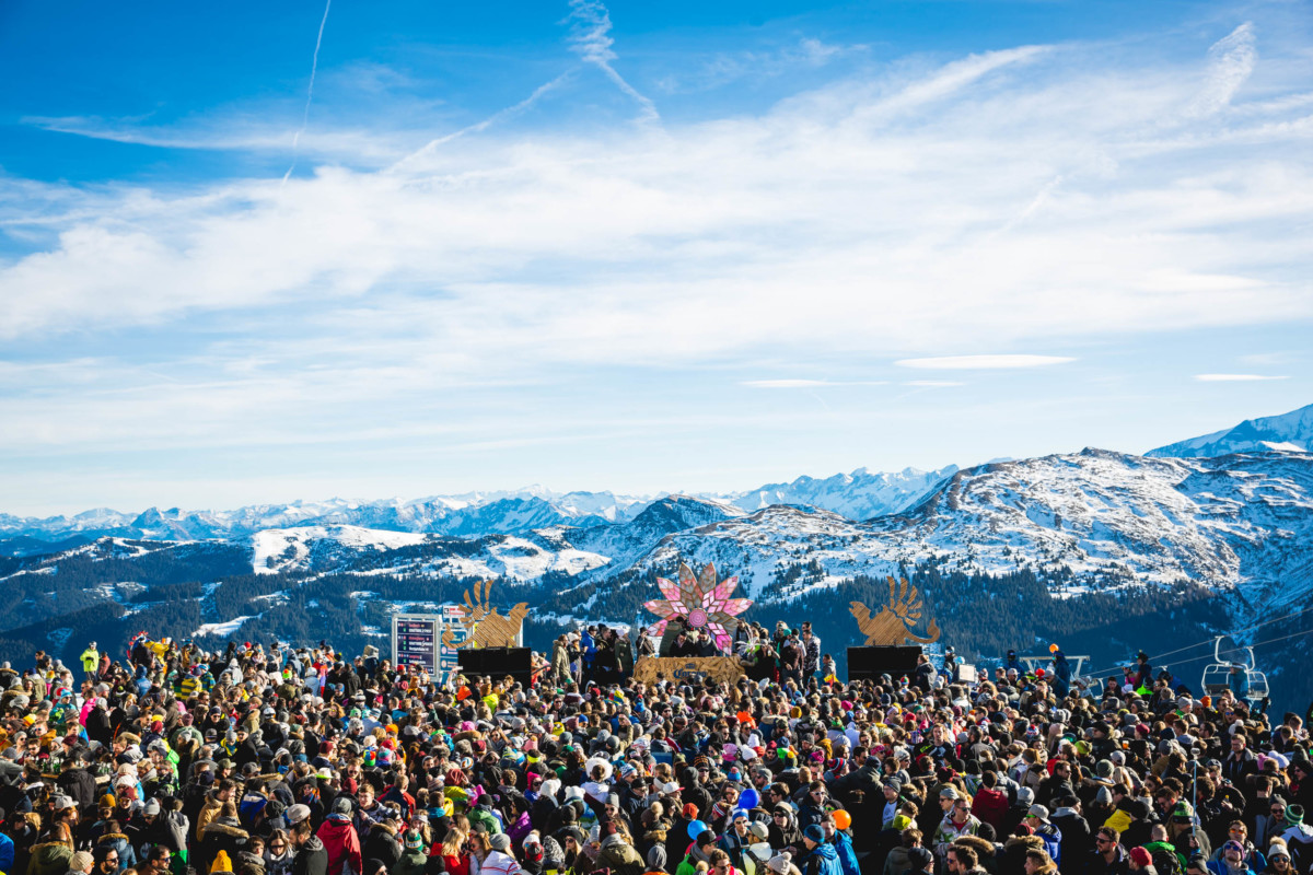 Rave on Snow in Saalbach